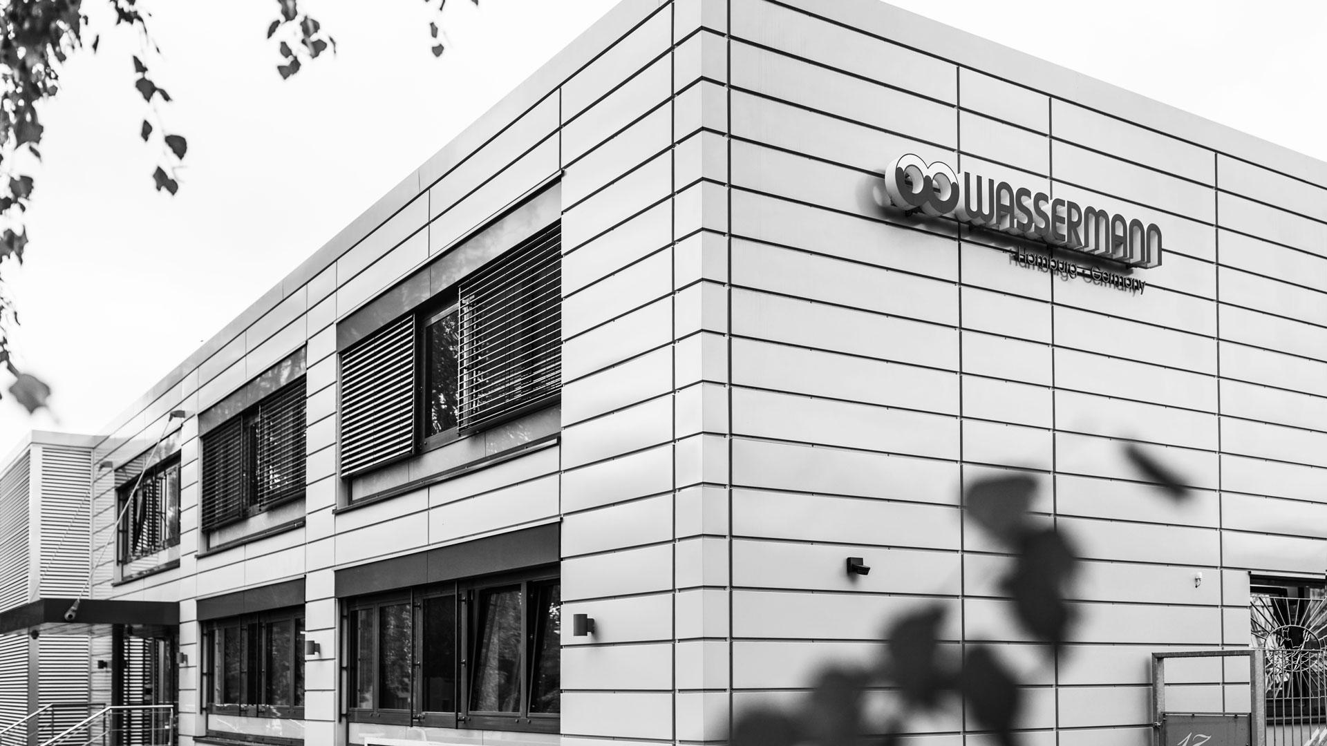 Firmengebäude / Außenaufnahme